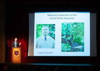 Morning Meeting speaker Dr. Robert Naczi