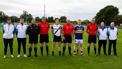 22nd August 2021 - Kiladangan vs Kilruane MacDonaghs