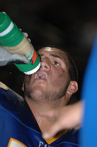 """#73 - Pete Alfano, a starting guard and defensive tackle…  """"athlete of the week"""""""