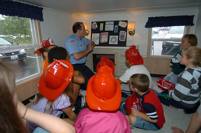 Fire Safety classroom