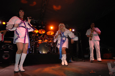 8pm to 11pm Piano Man/Abba Combo Tribute Main Stage