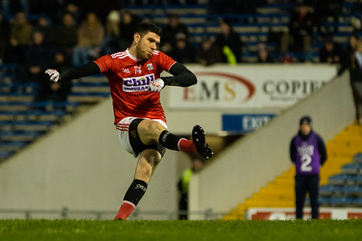 22nd February 2020 Allianz National Football League Tipperary vs Cork in Semple Stadium Thurles