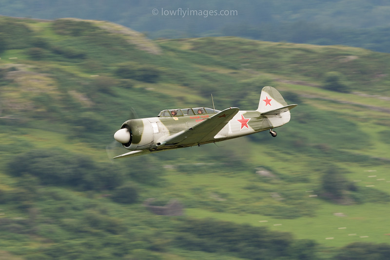 G-BZMY   1954 Let C-11 (Yak-11) C/N 171314