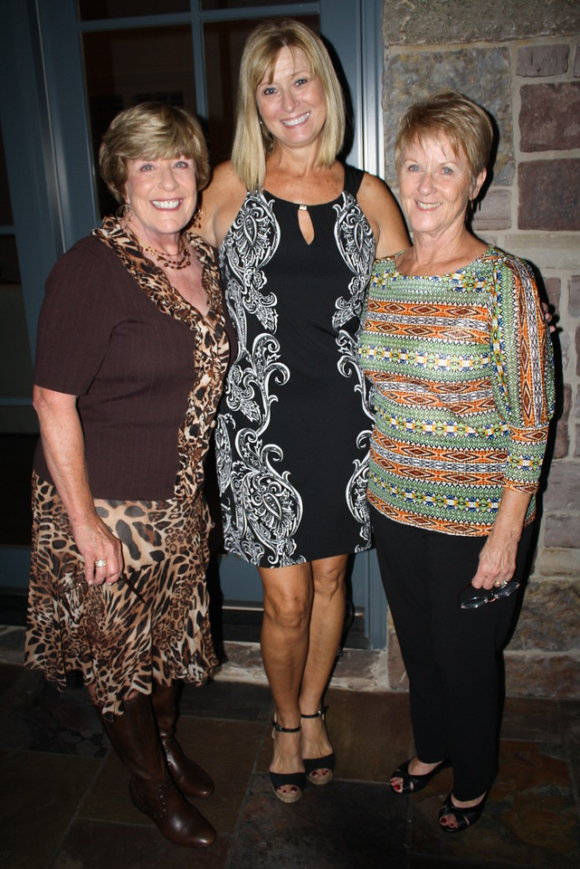 Gloria Dible, Patti McGill, Sandy Pellinger 1