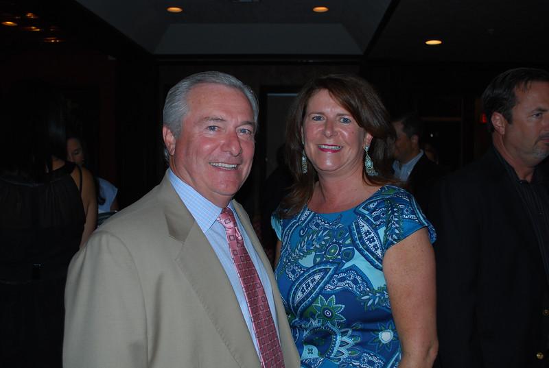 Wayne Callahan and Mechelle Sinclair