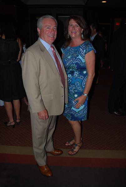 Wayne Callahan and Mechelle Sinclai