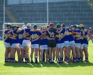 23rd July 2019 Bord Gáis Under 20s Munster Final Cork vs Tipperary