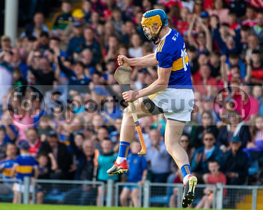 Tipperary's Conor Bowe Scores their sides first goal