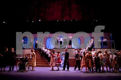 Annie Warbucks Production Pics