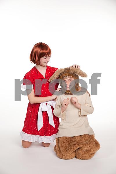 Annie Warbucks Promo Pics