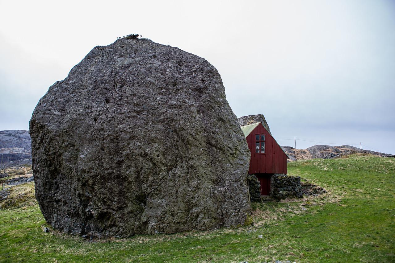 Fjøs - Strand/Solund