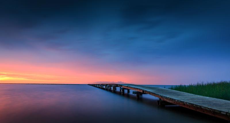 Veien til havet