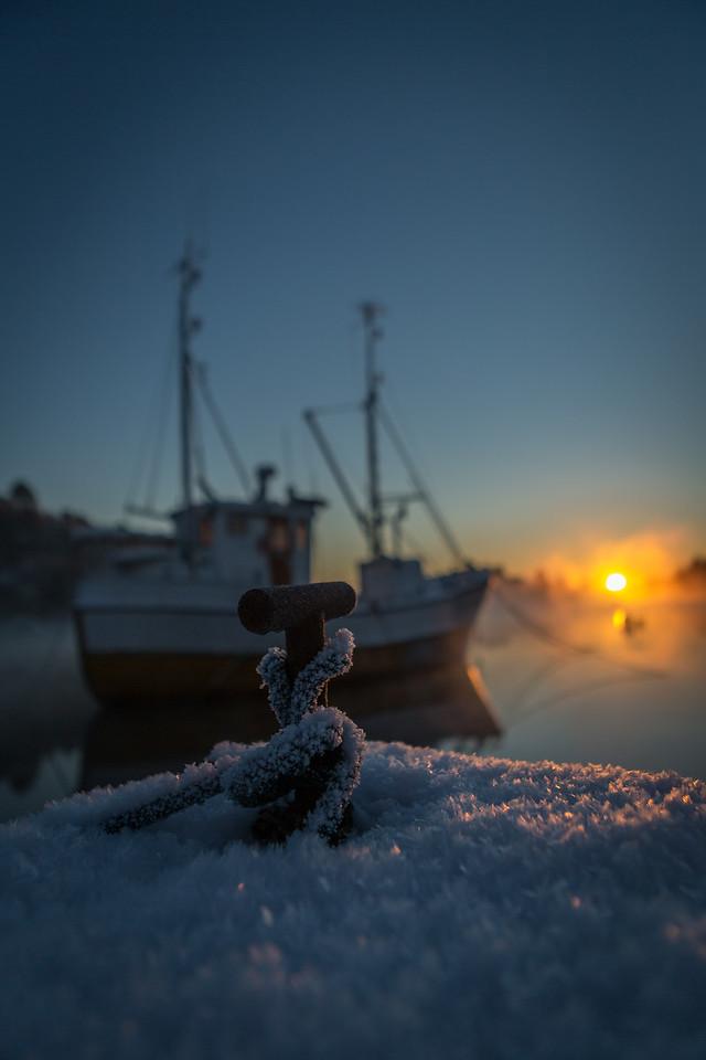 Stille vinter