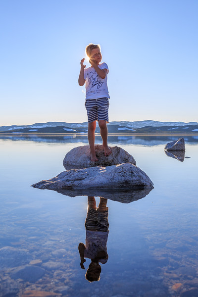 Sommerkveld på Hardangervidda