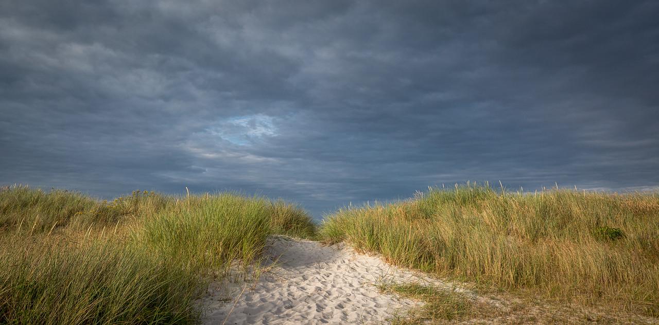 Øster Hurup strand