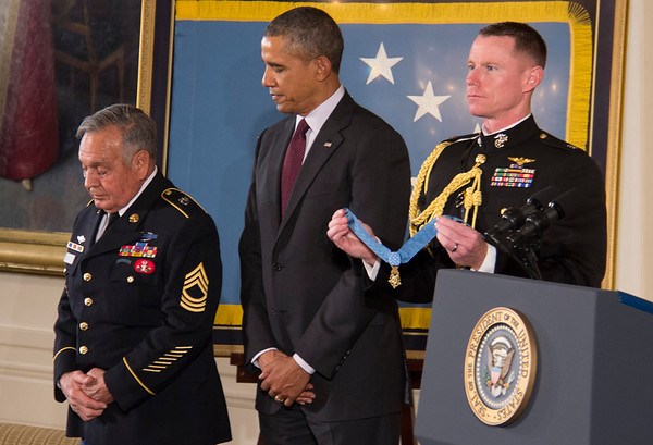 24 Medal of Honor Ceremony