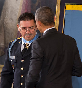 Obama awards Medal of Honor to 24 veterans from three wars