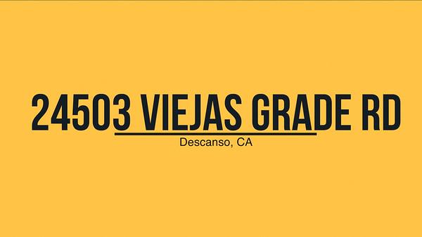 24503 Viejas Grade Rd, Descanso