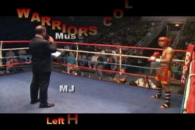 Mustafa Malik VS MJ Holland
