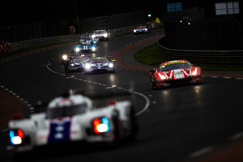 #69 FORD CHIP GANASSI TEAM USA / USA / Ford GT -  24 hours of Le Mans  - Circuit de la Sarthe - Le Mans - France -
