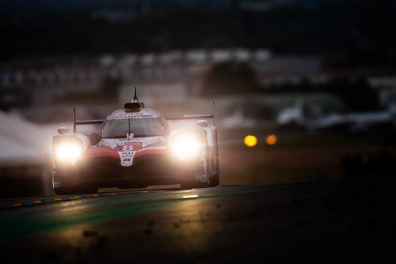 #8 TOYOTA GAZOO RACING / JPN / Toyota TS050 - Hybrid - Hybrid - 24 hours of Le Mans  - Circuit de la Sarthe - Le Mans - France -