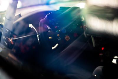 Dempsey-Pronton Racing / Porsche 911RSR - Scrutineering - 24 hours of Le Mans  - Circuit de la Sarthe - Le Mans - France -