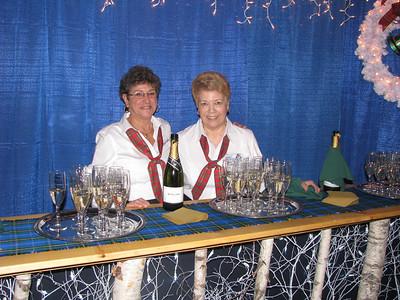 24th Annual Poinsettia Ball - Candids