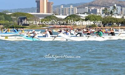 24th Annual Stew Kalama Memorial Race Ke'ehi Lagoon, Oahu