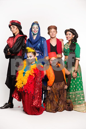Disney's Aladdin, Jr. Promo Pics