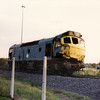 Crash damage 25151 at Toton TMD on 30th August 1987