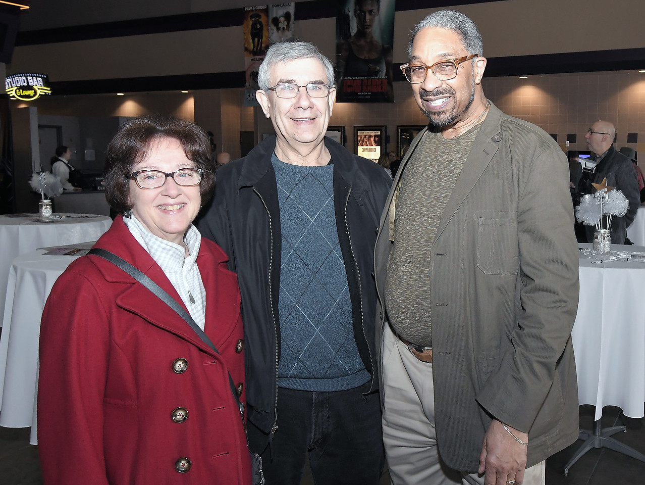 """25th Annual """"Evening at the Movies"""" fundraiser at the MJR Theater on Van Dyke at 15 Mile in Sterling Heights.Photo courtesy of The Resolution Center"""