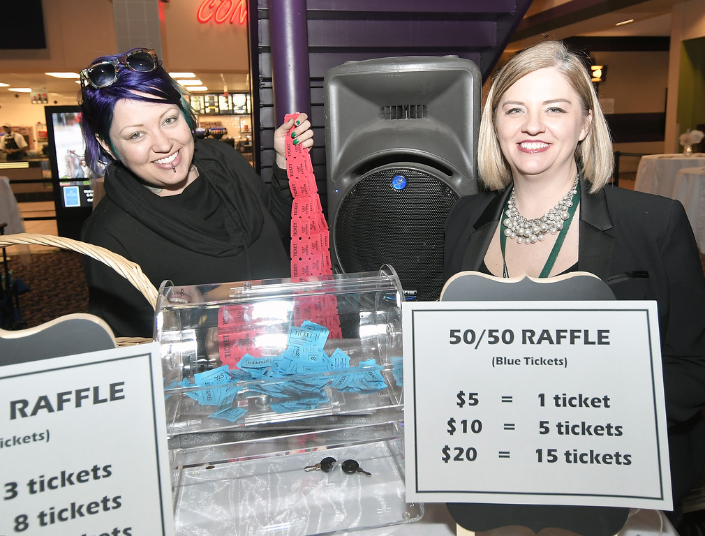 . 25th Annual �Evening at the Movies� fundraiser at the MJR Theater on Van Dyke at 15 Mile in Sterling Heights. Photo courtesy of The Resolution Center