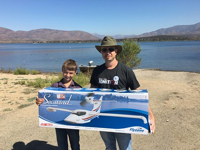 25th Annual Otay Lake Float Fly - Oct 2016