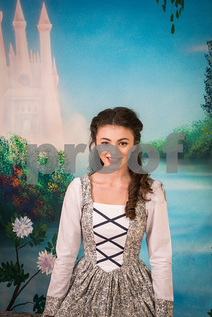 Beauty &  the Beast Promo Photos
