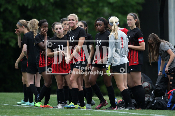 26 April 2018 ACS Girls Soccer
