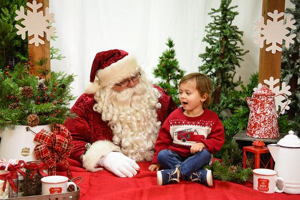 Aegis Santa Pictures 2017