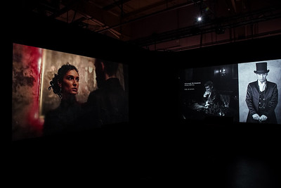 26.11.2020 -Выставка Жизнь как Шоу (Фото Салават Камалетдинов )