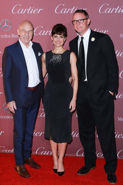 Patrick Stewart, Carla Gugino, Matthew Lillard