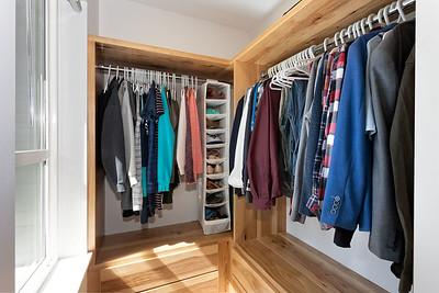 C27 Bedroom 1 Closet