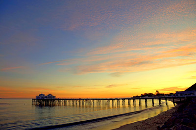 HDR Socal Malibu Landscapes