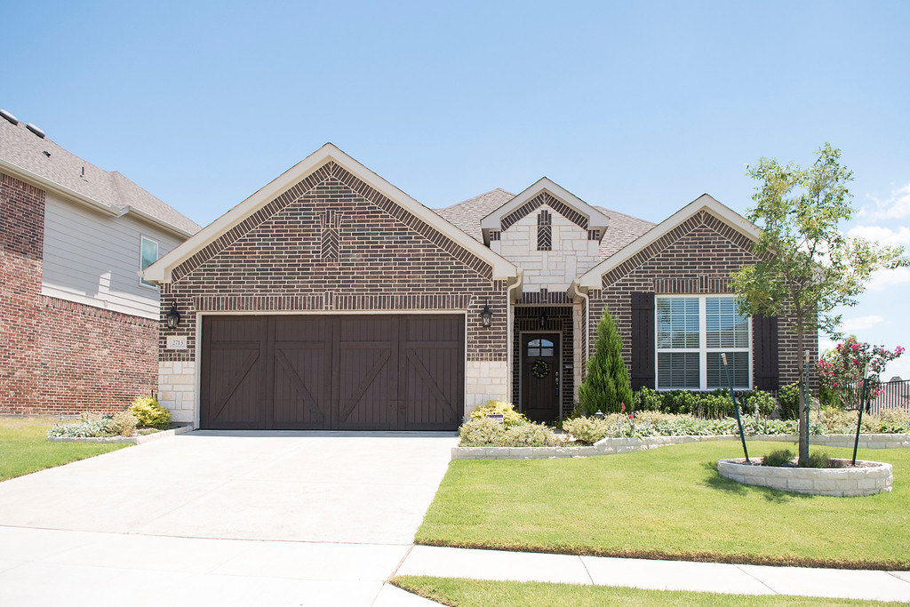 Lewisville home for sale by DLR