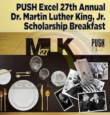 27th Annual PUSH Excel- Dr. King Breakfast 2017