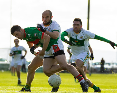 27th October 2019 FBD Insurance Tipperary Senior Football Championship Semi Final Clonmel Commercials vs Loughmore Castleiney