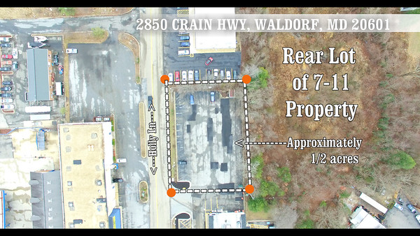 2-12-218  2850 Crain Hwy Lot Rental