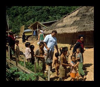 1989 - Yao Village - Thailand
