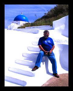 Chapel on Santorini - 2008