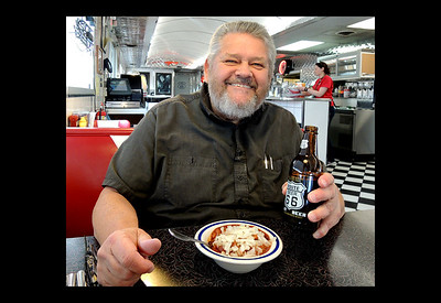 Chili at the Route 66 Diner - 2016