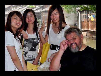 Chinese Girls in Suzhou