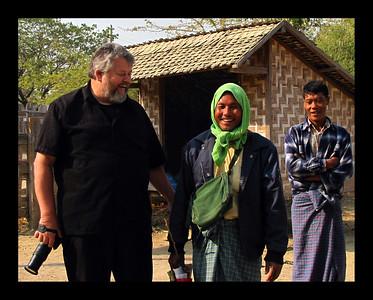 2010 - Burmese Village