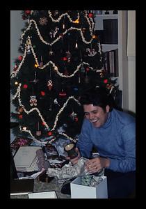 Cambridge Drive  Christmas - 1972